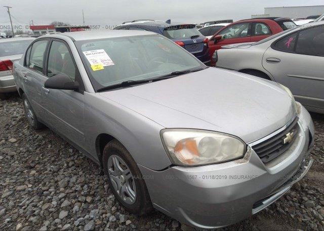 Inventory #409040912 2007 Chevrolet MALIBU
