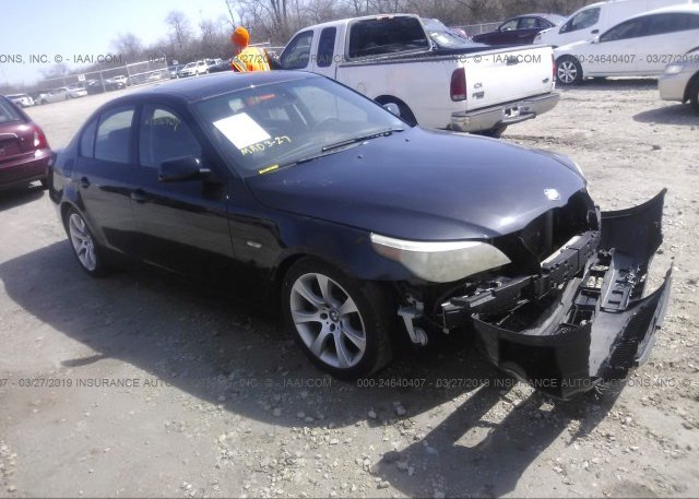 Inventory #572924437 2004 BMW 545