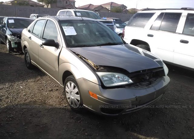 Inventory #734889723 2005 FORD FOCUS