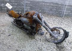 2006 Harley-davidson FXDI - 1HD1GM1106K332398 Left View