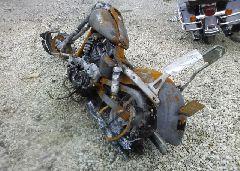 2006 Harley-davidson FXDI - 1HD1GM1106K332398 [Angle] View