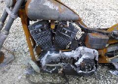 2006 Harley-davidson FXDI - 1HD1GM1106K332398 engine view