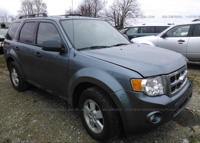 Inventory #681276200 2012 FORD ESCAPE
