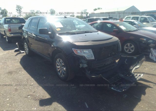 Inventory #945346827 2008 FORD EDGE