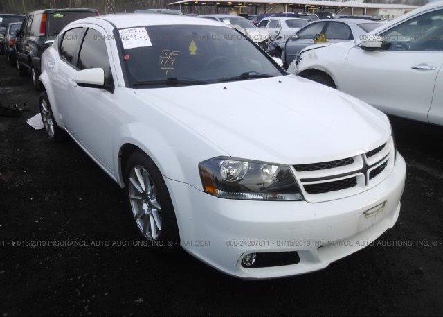 Inventory #804463904 2013 Dodge AVENGER