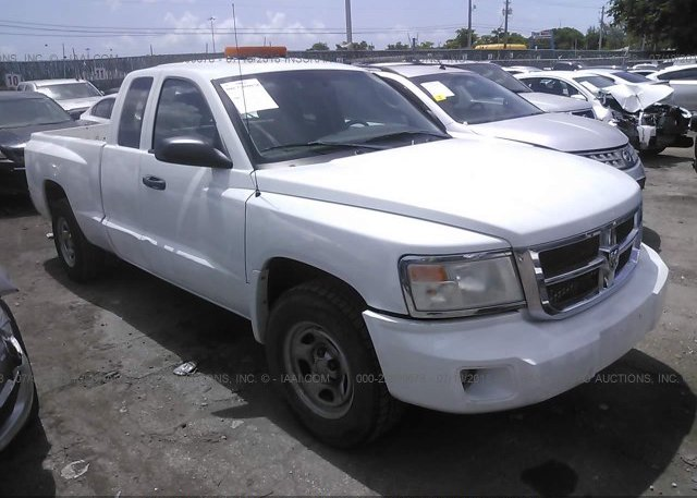 Inventory #744730243 2011 Dodge DAKOTA