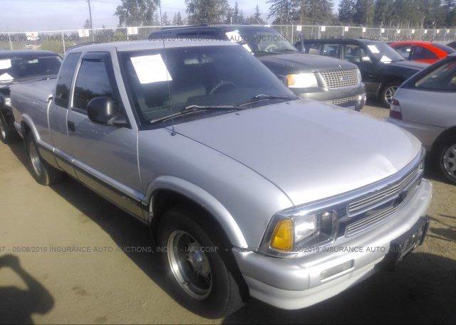 Inventory #983354729 1997 Chevrolet S TRUCK