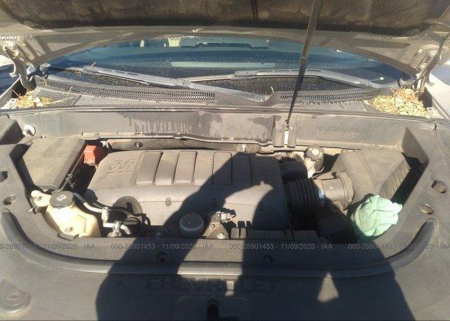 1GNKRLED4BJ179854 2011 CHEVROLET TRAVERSE