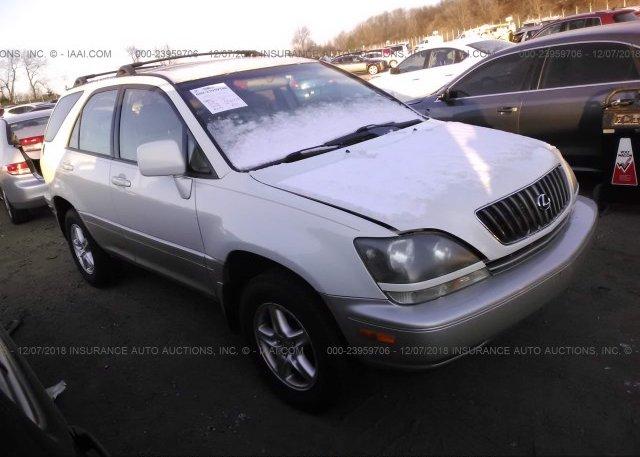 Inventory #368216976 2000 Lexus RX
