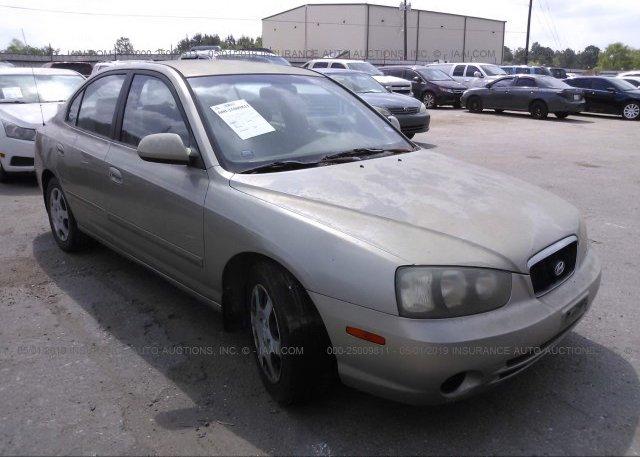Inventory #945945034 2002 Hyundai ELANTRA