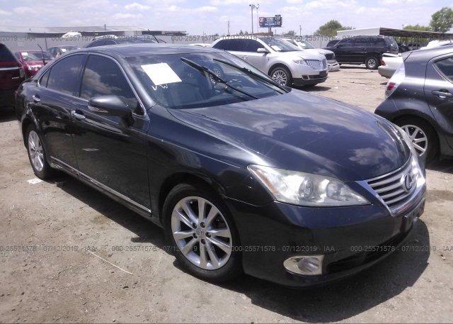 Inventory #301291612 2011 Lexus ES