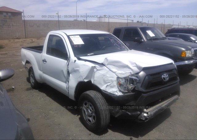 Inventory #764408243 2014 Toyota TACOMA