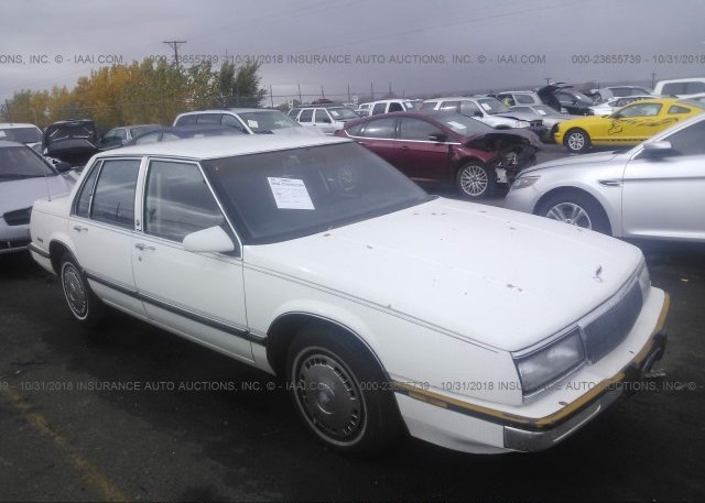 Inventory #202947927 1990 BUICK LESABRE