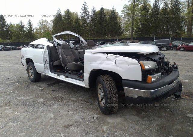 Inventory #141258975 2006 Chevrolet SILVERADO