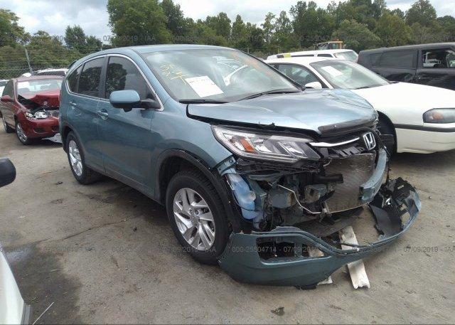 Inventory #117017847 2015 Honda CR-V