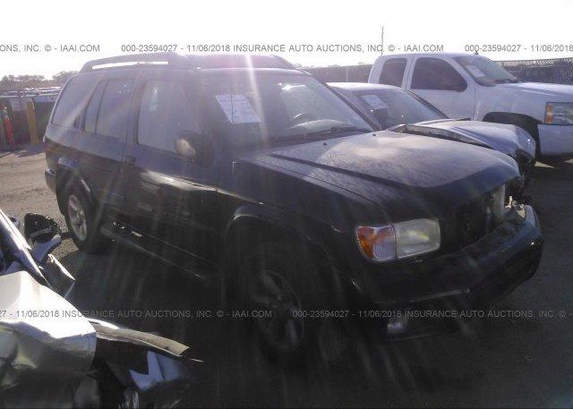 Inventory #579738389 2003 NISSAN PATHFINDER