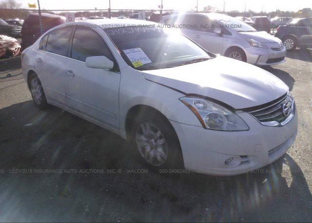 Inventory #226901329 2012 Nissan ALTIMA