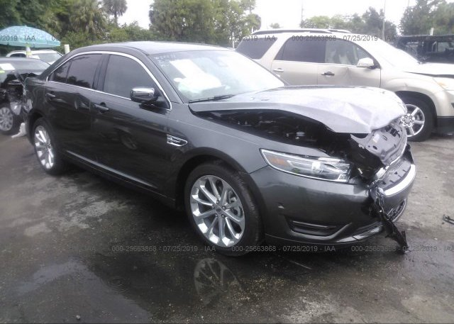 Inventory #269718396 2018 FORD TAURUS