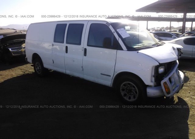 Inventory #662490145 2000 GMC SAVANA