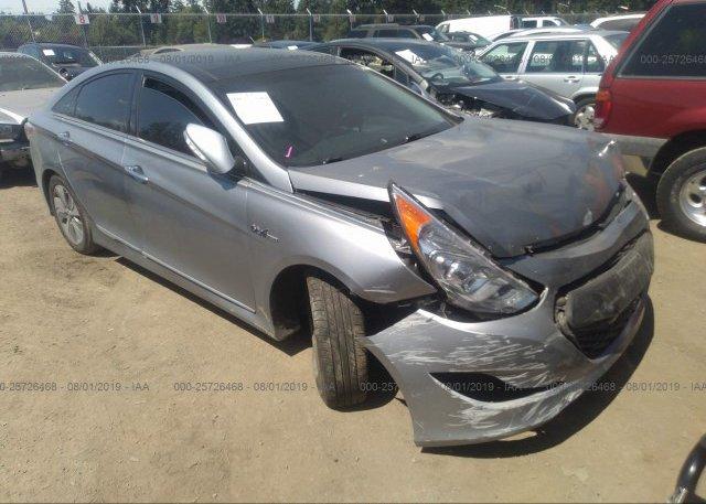 Inventory #989561716 2015 Hyundai SONATA