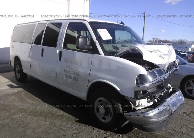 Inventory #949325686 2017 Chevrolet EXPRESS G3500