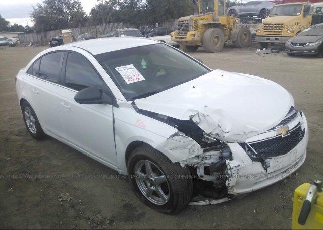 Inventory #516770933 2011 Chevrolet CRUZE