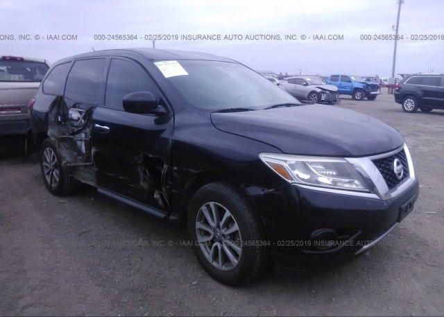 Inventory #573563375 2013 Nissan PATHFINDER