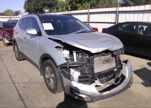 Inventory #219748077 2014 Hyundai SANTA FE SPORT