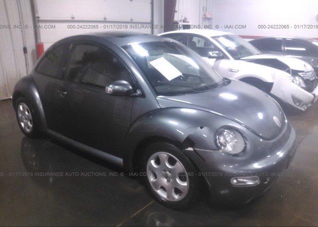 Inventory #806370680 2003 Volkswagen NEW BEETLE