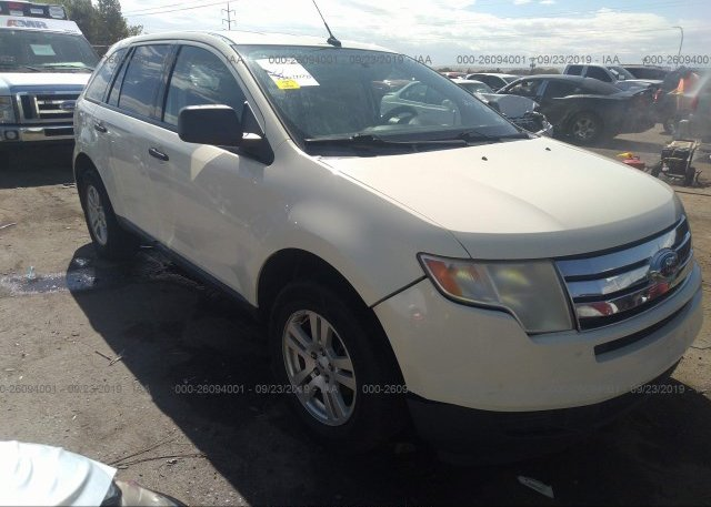 Inventory #973591236 2008 FORD EDGE