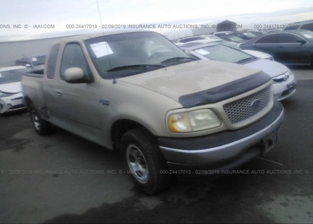 Inventory #521791463 1999 FORD F150