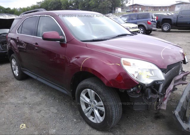 Inventory #476962511 2011 Chevrolet EQUINOX