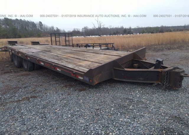 Inventory #787403387 1999 INTERSTATE TRAILERS INC UTILITY