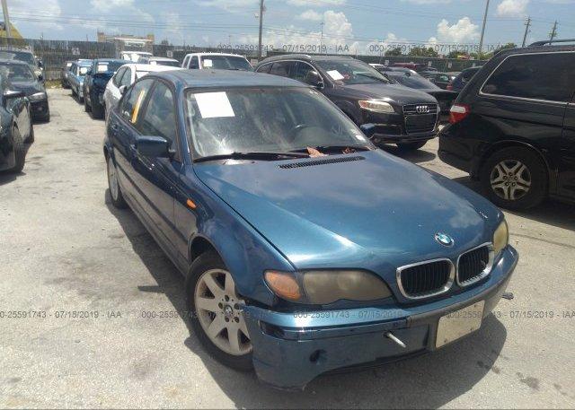 Inventory #747973346 2002 BMW 325