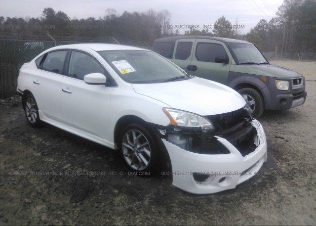 Inventory #532158205 2014 Nissan SENTRA