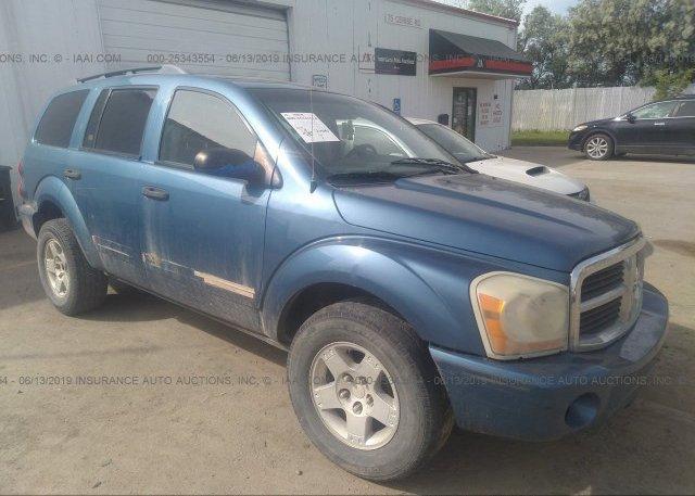Inventory #318092495 2004 Dodge DURANGO