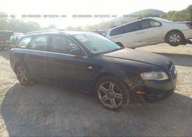 Inventory #606279646 2007 Audi A4