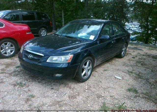 Inventory #268730016 2006 Hyundai SONATA