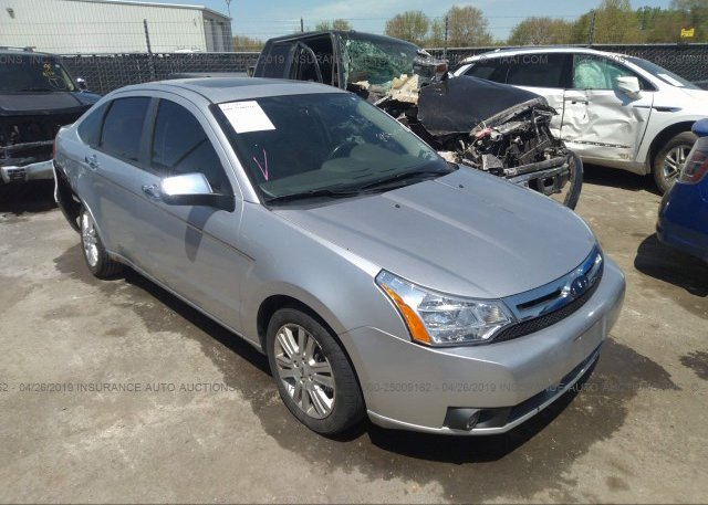 Inventory #378262804 2010 FORD FOCUS