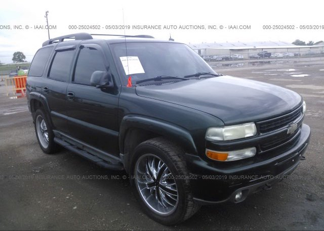 Inventory #978909927 2004 Chevrolet TAHOE