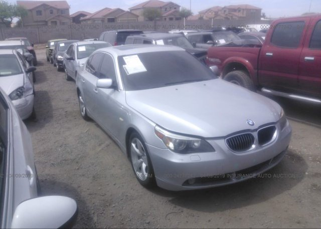 Inventory #306640027 2007 BMW 525