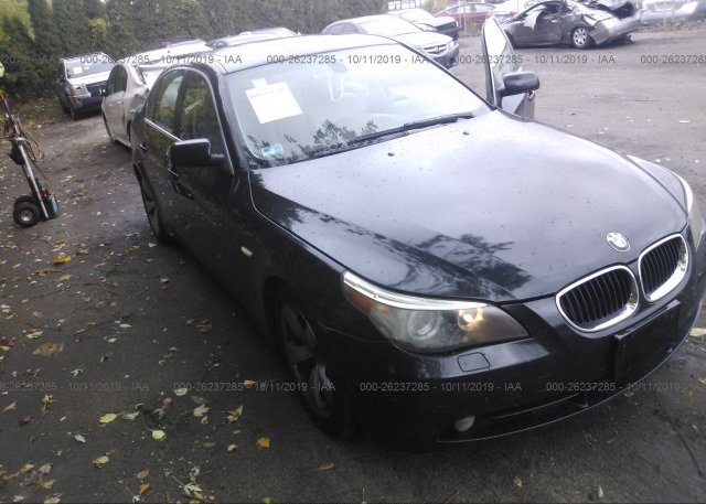 Inventory #938106138 2005 BMW 530