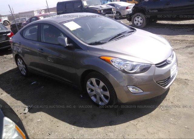 Inventory #233352943 2011 Hyundai ELANTRA