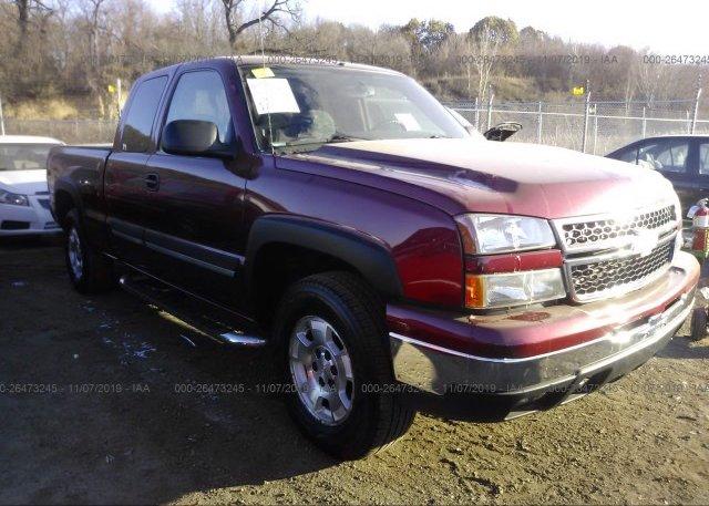 Inventory #459464744 2007 Chevrolet SILVERADO
