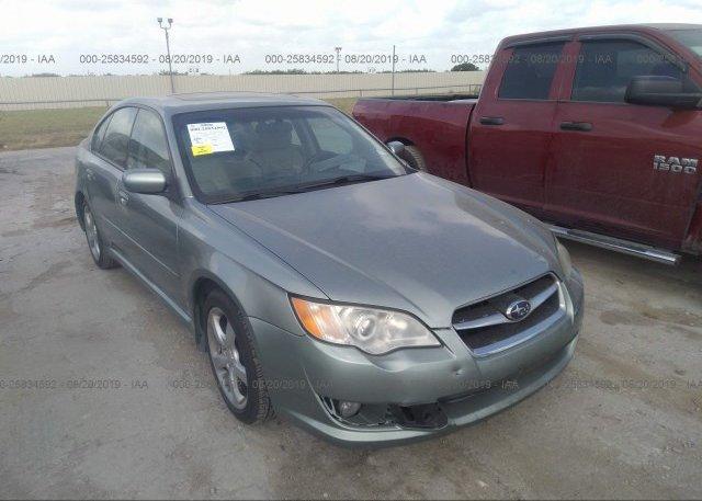 Inventory #231476276 2009 Subaru LEGACY