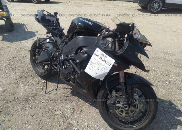 Inventory #458410823 2008 Kawasaki ZX1000