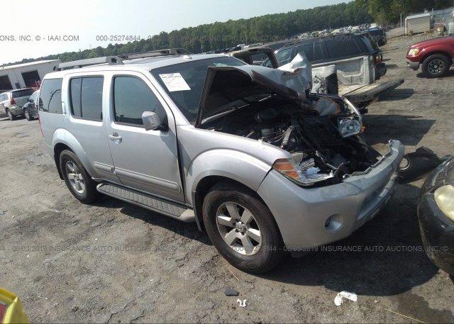 Inventory #704159815 2008 Nissan PATHFINDER