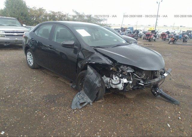 Inventory #835448126 2018 Toyota COROLLA