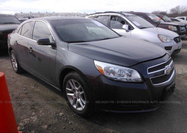Inventory #473032430 2013 Chevrolet MALIBU