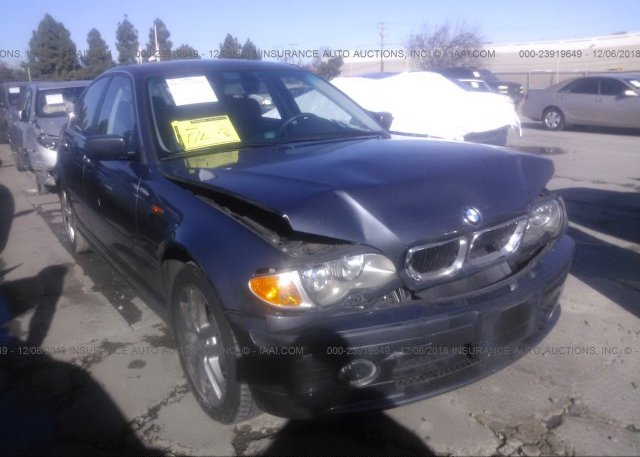 Inventory #888746790 2002 BMW 330